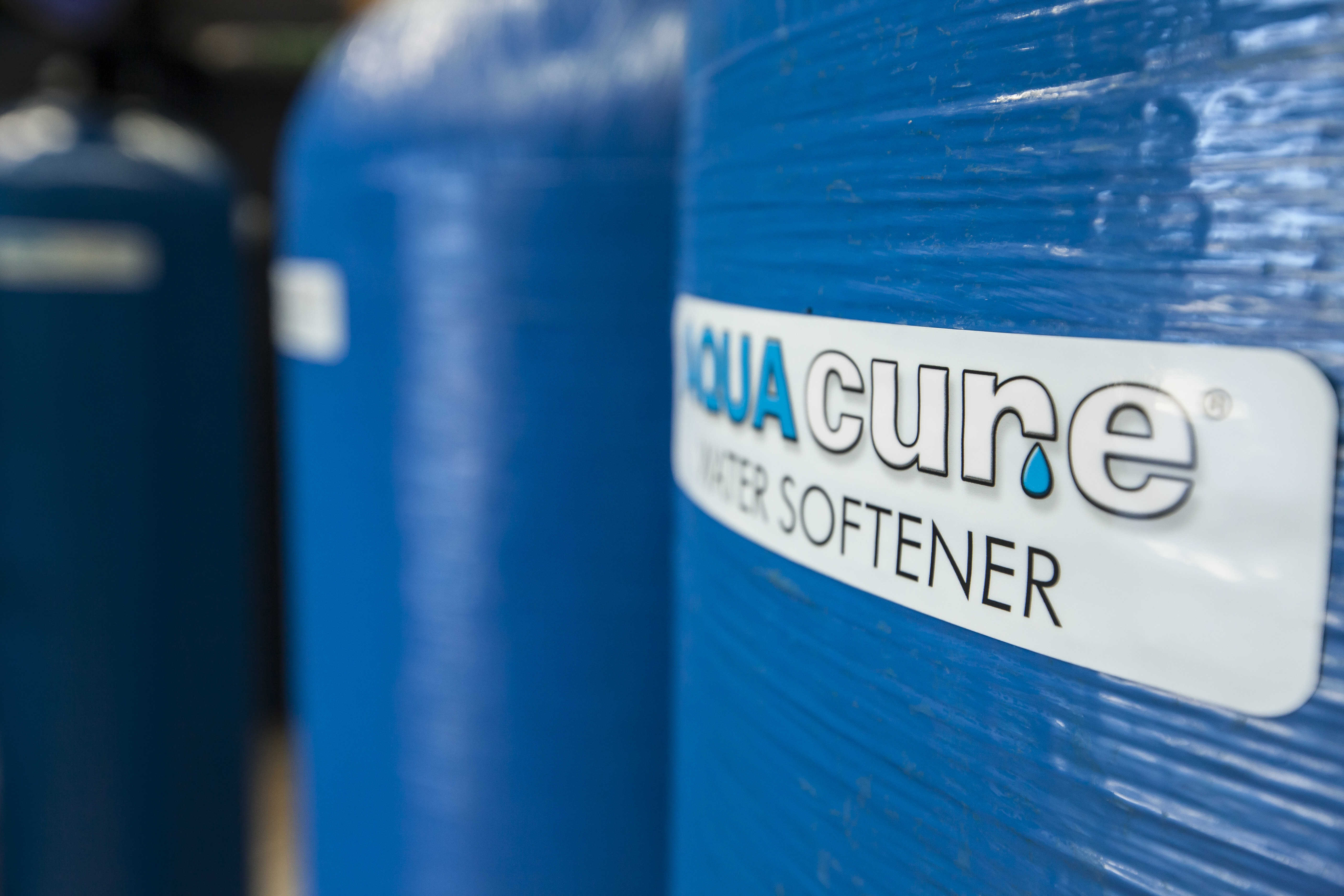 Water Softening Aquacure Water Treatment